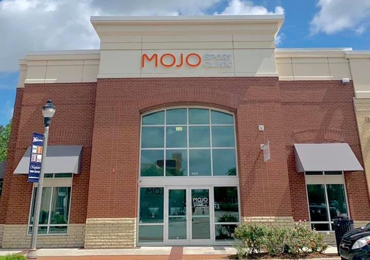 Mojo SportClinic - Front Door