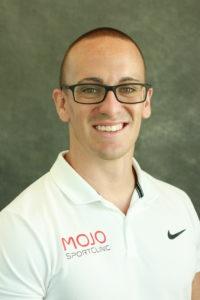 Tyler Jordan, Mojo Certified Trainer